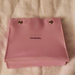 Chanel Chance Pink Perfume Travel Bag